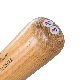 pricerealized 1958 red schoendienst game used hillerich bradsby s210 model bat psadna